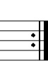music notes how to put in 1st time bar